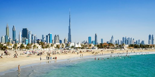 $1204 & up -- Return Flights to Dubai on Top Airline