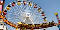 Santa Monica Pier: Unlimited Rides for a Year w/$50 Credit