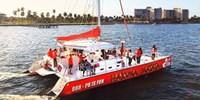 $15 -- Sunset Cruise w/Skyline Views, Save 50%