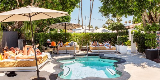 Avalon Palm Springs: Spa Day at 'Stylish Retreat' w/Bubbly