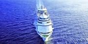 ¥79,800 -- 2か国周遊クルーズ6日間ツアー 全8食&4つ星泊付 海側5千UP可