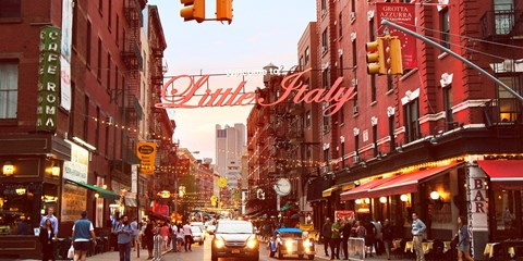 169€ -- New-York : hôtel 4* à Little Italy cet été, -50%