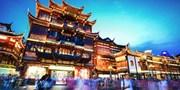 $355 起 -- 低至 55 折 精選上海浦東星級酒店 位置方便