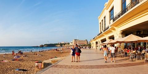 Dès 59€ -- Biarritz : sélection d'hôtels 2-5* jusqu'à -51%