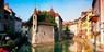 Dès 60€ -- Annecy : hôtels 2 à 4* en plein centre