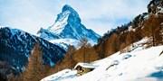 ab 119 € -- Ski-Urlaub in den besten Hotels am Matterhorn