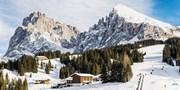 ab 161 € -- Dolomiten: Günstige Ski-Hotels in Gröden