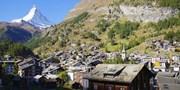 ab 142 € -- Schweiz Urlaub in Top-Hotels am Matterhorn