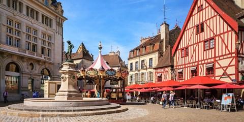 Dès 44€ -- Sélection d'hôtels Foire gastronomique de Dijon