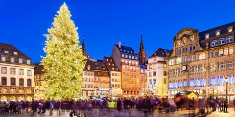 Dès 34€ -- Marché de Noël : sélection d'hôtels à Strasbourg