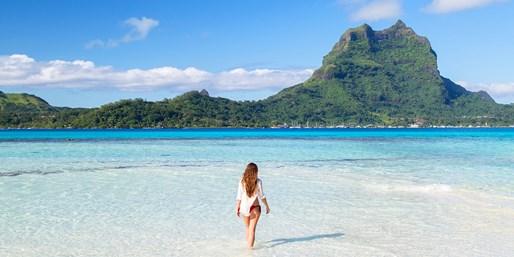 $228 & up -- French Polynesia: Bora Bora Resorts on Sale