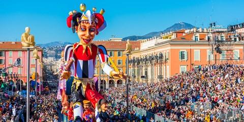 Dès 34€ -- Hôtels à Nice pendant le Carnaval, jsq -66%