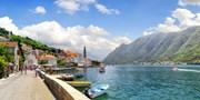 ab 72 € -- Günstiges Familienhotel in Kotor