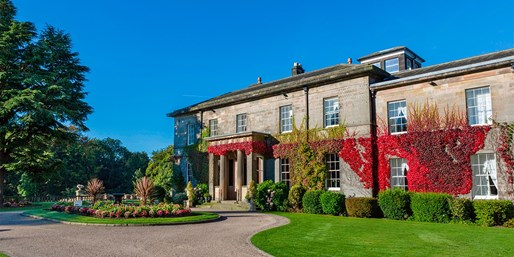 £29 -- 2-AA-Rosette Lunch & Spa Access in Northumberland