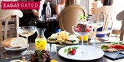 Parisian Brunch for 2 w/Bubbly on H Street: $45, Reg. $88