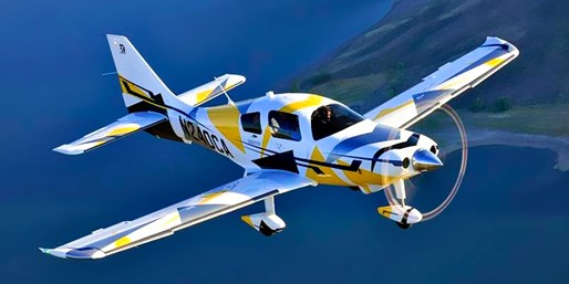 Fly a Plane over Pacific Ocean or Hollywood Sign, Save $150