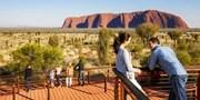 $594 -- 3-Night Uluru Stay inc Breakfast & Extras, 44% Off