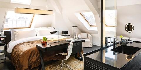 """119€ -- Ámsterdam: noche en """"aristocrático"""" hotel 4*, -39%"""