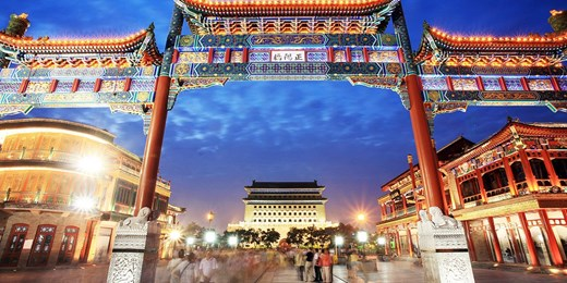 $1599-$2099 -- China Tour w/Air & Yangtze Cruise, $1000 Off