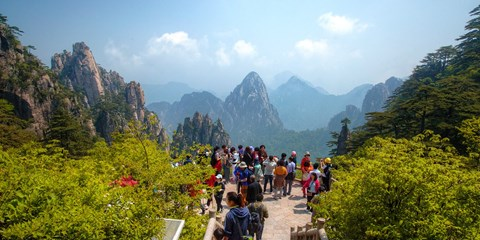 China 2-Week Trip: $1199-$1399 from Cities across the U.S.