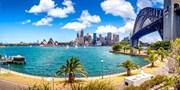 $3,270 起 -- 轉機價坐直航 來回澳洲悉尼機票 連稅僅四千二