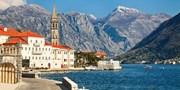 £393pp -- Kotor Bay: 7-Night Stone Villa Stay w/Car Hire