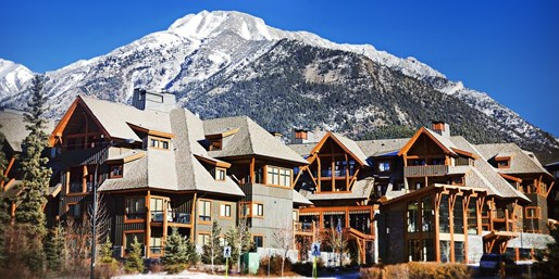 £89 -- Canada: Hotel Suite nr Banff in Ski Season, Save 35%