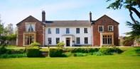 £79 -- 'Splendid' Georgian Manor-House Break, 50% Off