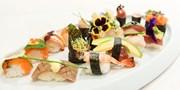 25 € -- Sushi-Überraschung für 2 im hochgelobten Restaurant