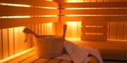 ab 35 € -- Ferienwohnungen und -häuser mit privater Sauna