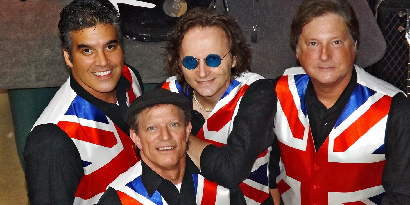 $8 -- '60s Tribute Band: Music of Beatles, Stones & More