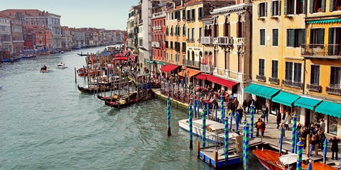 £129pp -- Rome & Venice Twin City Break w/Flights & Train