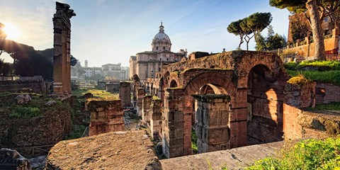 £119pp -- Rome & Venice Break w/Flts, Tour & Train Tickets