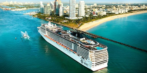 £995pp & up -- All-Inc Caribbean Cruise w/Flights, Save 38%