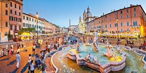 £85-£179pp -- Rome: Deluxe 2-Night Break w/Flights, Save 25%