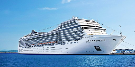 £899pp -- All-Inc Med & Atlantic Cruise w/Flights fr London