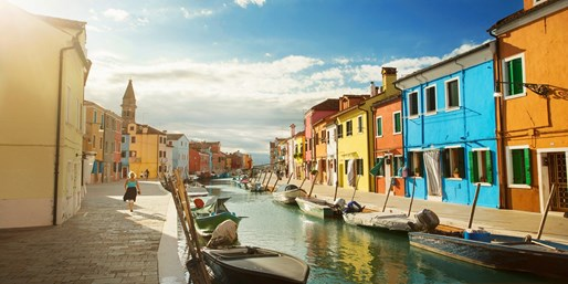 £149pp -- Rome & Venice: 4 Nights w/Flights & Islands Tour