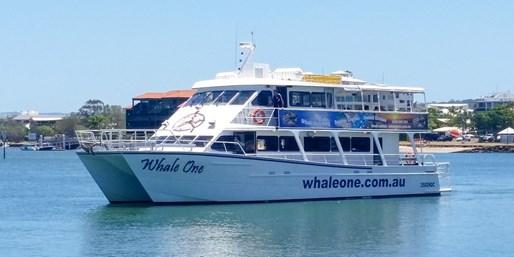 $59 -- Mooloolaba: Seafood Dinner Cruise at Sunset, Reg $99