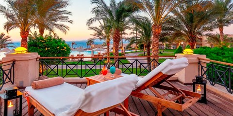 £399pp -- Sharm: 5-Star All-Inc Sea-View Escape, Save 33%