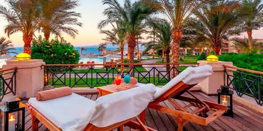 £399pp -- Sharm: 5-Star All-Inc Sea-View Escape, Save 33%
