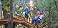 $39 -- Trinity Forest Zip-Line Adventure for 1, Reg. $50