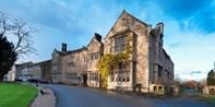 ¥858 -- 5.1折 英国北约克郡1晚+早餐+晚餐 16世纪前修道院改建