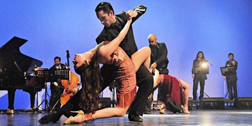 $25 -- Savannah: 'Sexy' Tango Show w/Live Music
