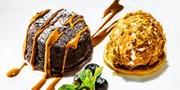 ¥10 --【特别权益】 上海流行地标! M1NT 餐厅招牌巧克力熔岩蛋糕 会员独享特惠