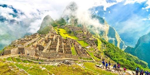 $1799 -- 9-Nt. Peru Adventure incl. Machu Picchu w/Air