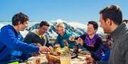 ab 600 € -- Steiermark: 4 Skitage im 4-Sterne-Hotel & HP