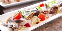 $198 -- 維港海景酒店美食!AVA 半自助午餐 新鮮生蠔 雪腳蟹 刺身拼盤
