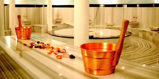 19 € -- Hamam-Entspannung für 2 im orientalischen Spa