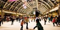 $15 -- Reston: Ice Skating w/Rental for 2, Reg. $30