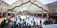 $16 -- Reston Center: Ice Skating w/Rental for 2, Reg. $32